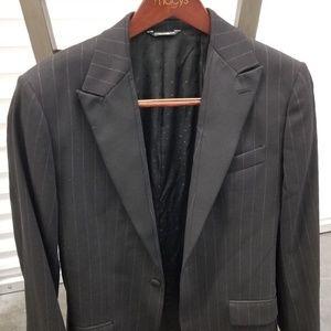 Dolce& Gabbana tuxedo coat.